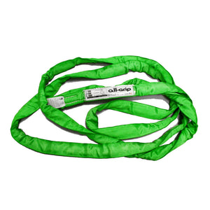 Green Polyester Round Sling 5,300 LBS WLL
