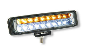 LED Flood Light & Amber Strobe Combo Work Light