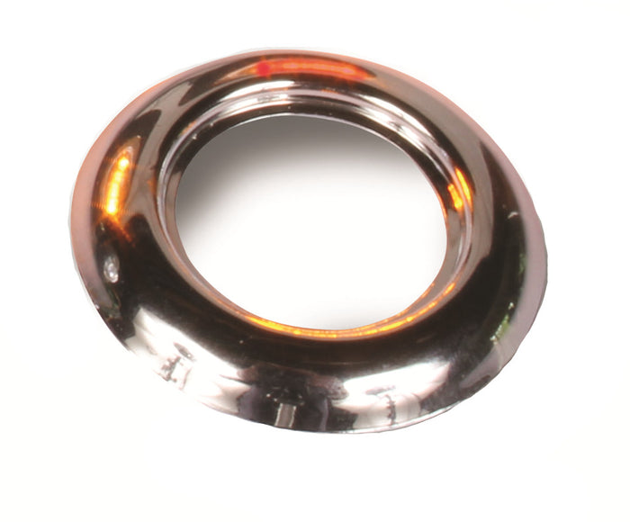 3/4″ Chrome-plated plastic bezel 10-PACK