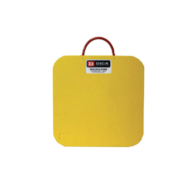 "Outrigger Pads Hi-Viz 24"" x 24"" SafetyTech® Medium Duty DICA®"