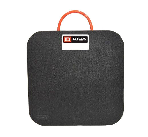 "Outrigger Pads 24"" x 24"" x 2'  SafetyTech® Heavy Duty DICA®"