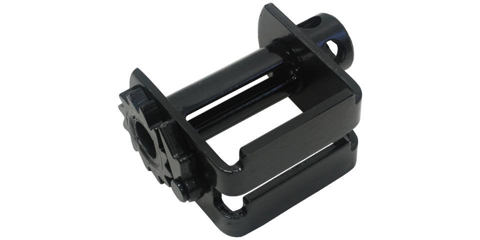 4'' Double L Track Sliding Winch