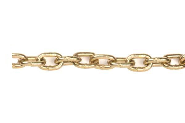 "3/8"" Grade 70 Transport Chain - Sold By FOOT"