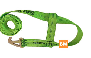 Jerr-Dan Element OEM Basket Style Strap Diamond Weave Webbing