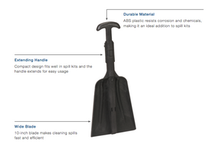 Remco Compact Collapsible shovel