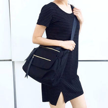 NYLON Zippy Cross-body