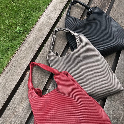 PLEATED Tote II
