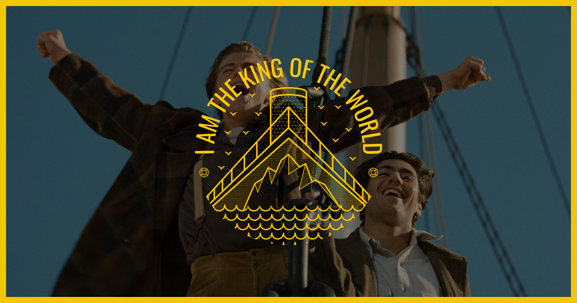10 quotes from Titanic that will take you on the journey of true love