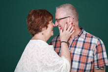 Couples Makeover and Portrait Session