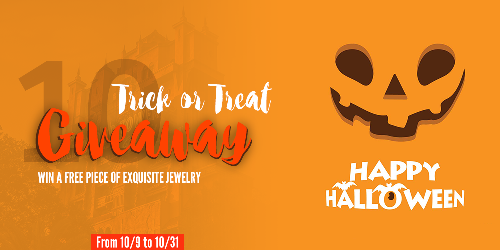 Halloween Trick-or-Treat Giveaway!