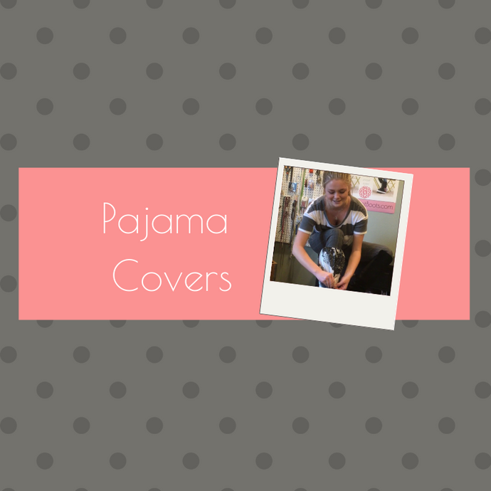 How to Put on a Pajama Cover