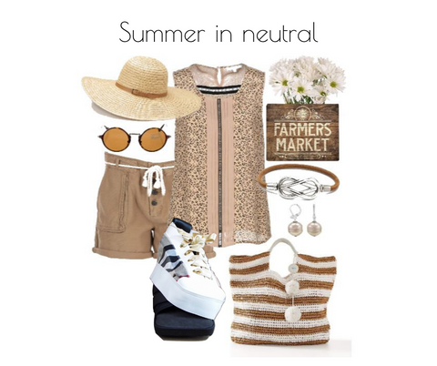 Summer fashion for women when styling an outfit while wearing a medical walking boot, walking cast, or aircast after ankle injury