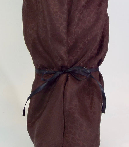 Chestnut Brown  Pajama Boot Cover