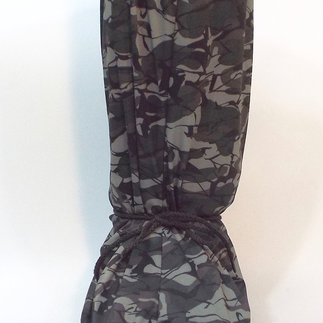 Camouflage Pajama Boot Cover