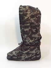 Covers for sleeping after ankle surgery or foot surgery. Men or women. Fully encloses your medical boot or walking cast.