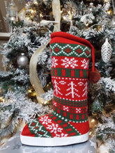 The Ingrid Christmas Sweater Boot Cover
