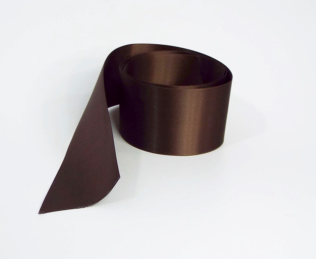 Ribbon Bow - Dark Chocolate