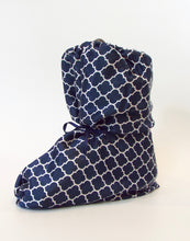 satin medical boot cover for sleeping, night time, bedtime
