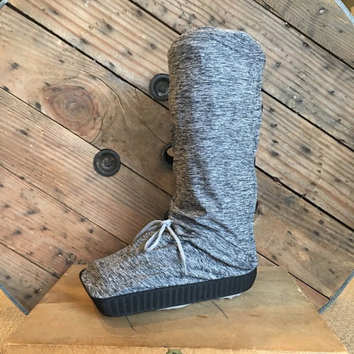 Athleisureluxe in Gray