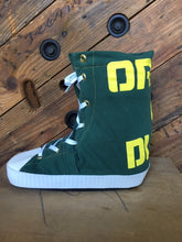 University of Oregon Ducks athletic team color cover for medical walking cast or boot