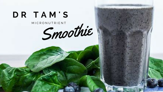 Dr Tam's Micronutrient Smoothie