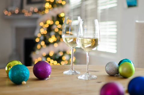 Damage Limitation Hacks for an Indulgent & Merry Christmas (with no hangovers)