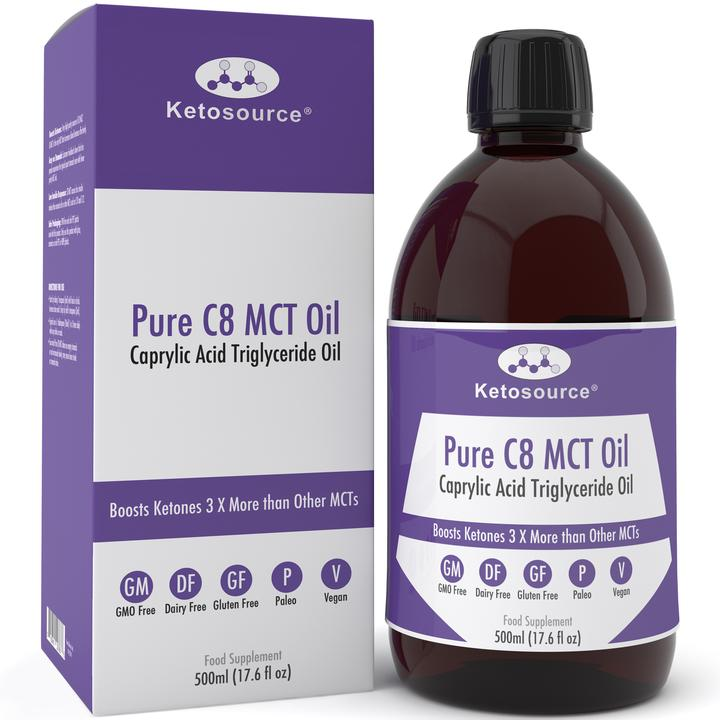 Keto Performance Pure C8 MCT Oil