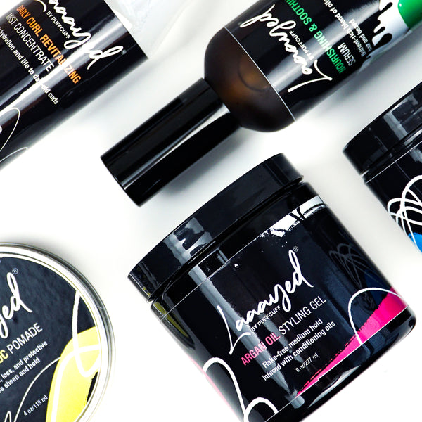 PuffCuff Launches 7 Styling Products for 7th Anniversary-- LAAAYED by PuffCuff.