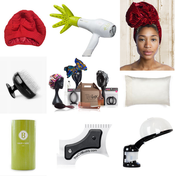 Holiday Gift Guide: Top 10 Gifts for Curly, Kinky and Wavy Hair