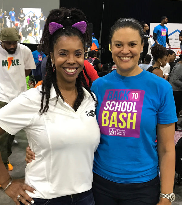 EVENT RECAP: 2018 Atlanta Public Schools Back-To-School Bash
