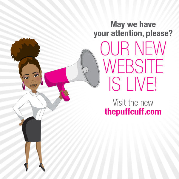 Introducing The New and Improved PuffCuff Website