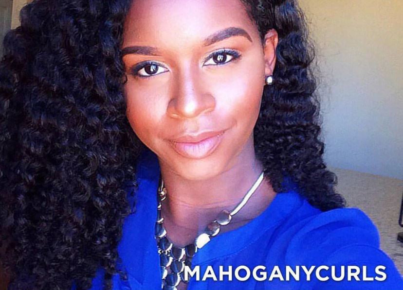 Mahogany Curls PuffCuff fan favorite