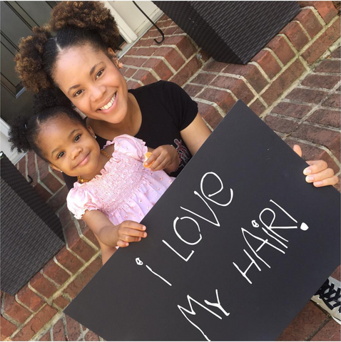 Mother May I Love My Curly Hair? | ThePuffCuff