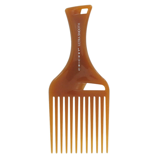 Cricket Ultra Smooth Hair Pick Comb Infused With Argan Oil