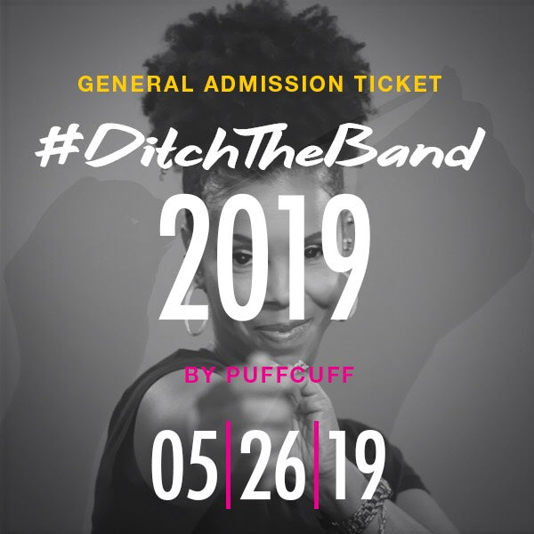 DTB2019 GENERAL ADMISSION TICKET