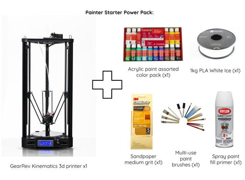 Painter Printer Bundle