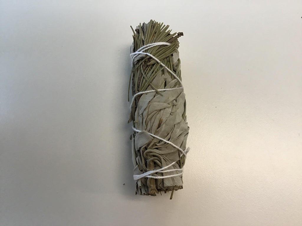 Sage & Pine Smudge (4 in)