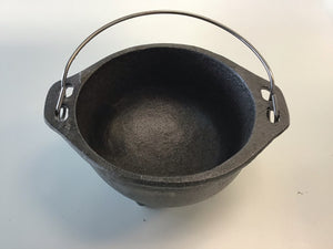 Cauldron/Burners, Assorted Sizes