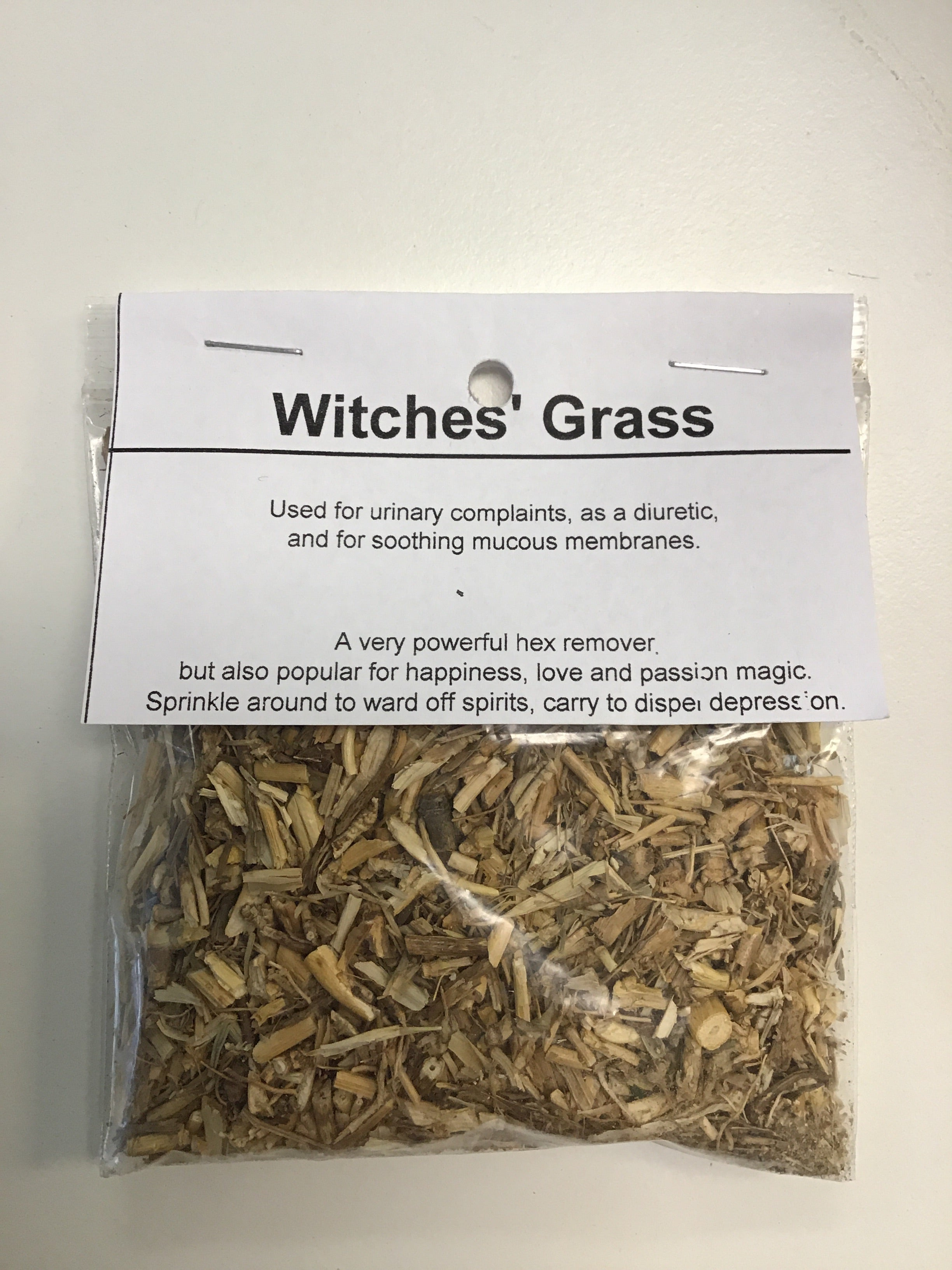 Witches Grass Herb