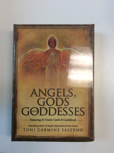 Angels, Gods, and Goddesses Oracle