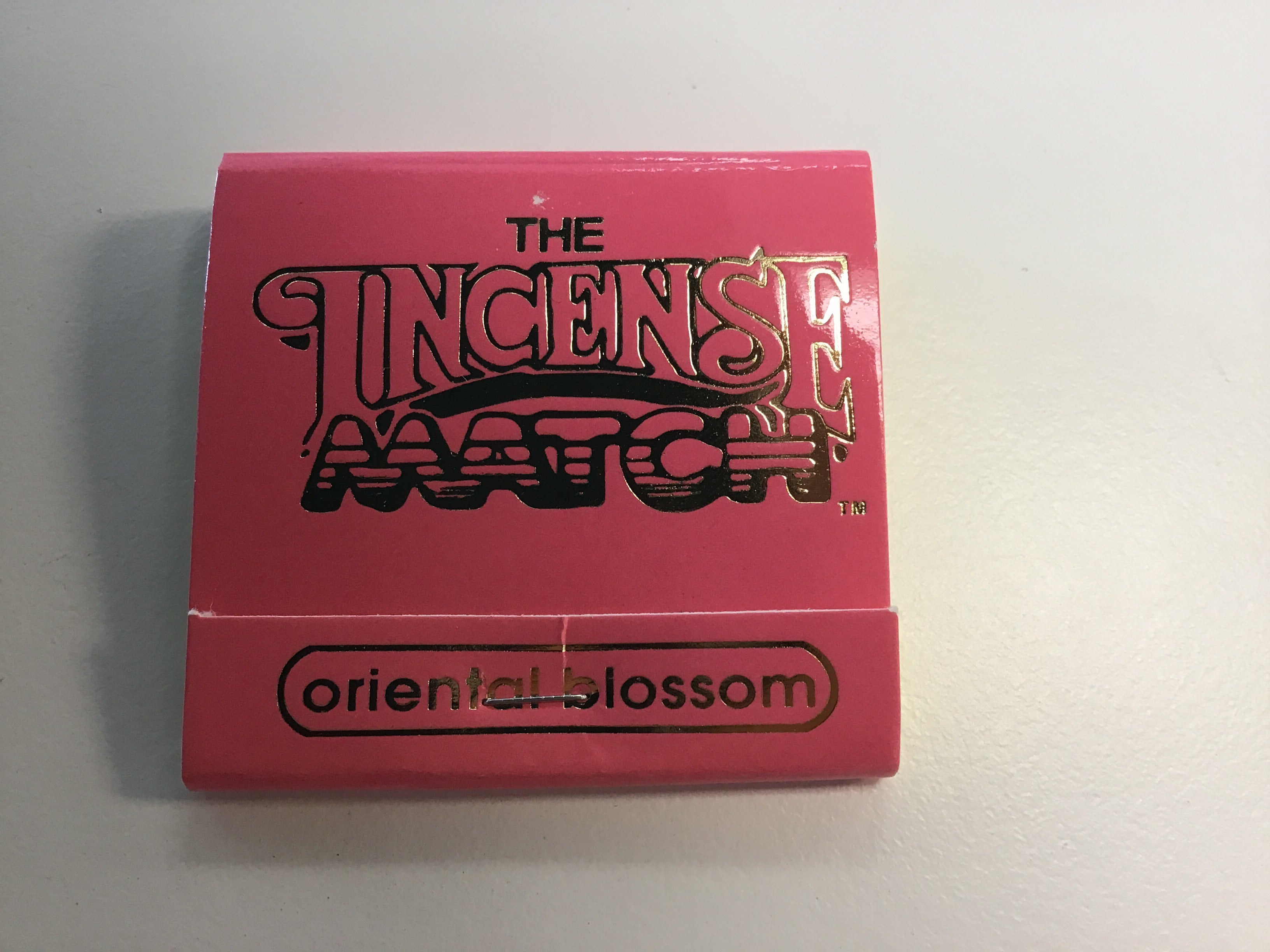 Oriental Blossom Incense Matches