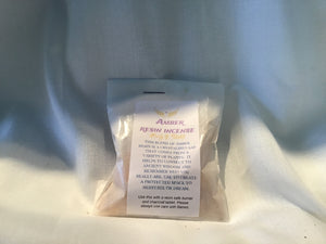 Amber Resin Incense 1oz.