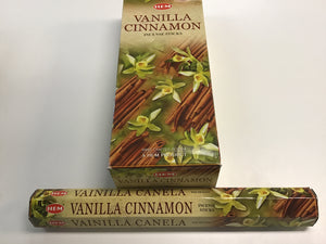 Vanilla Cinnamon Incense Sticks