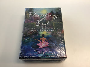Reawaken the soul by Sundara Fawn Oracle cards