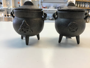 Small 3 inch cauldron