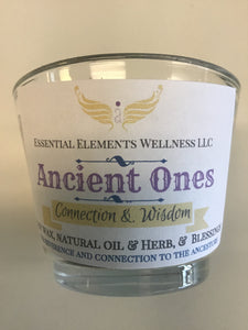 Ancient Ones 8 oz candle