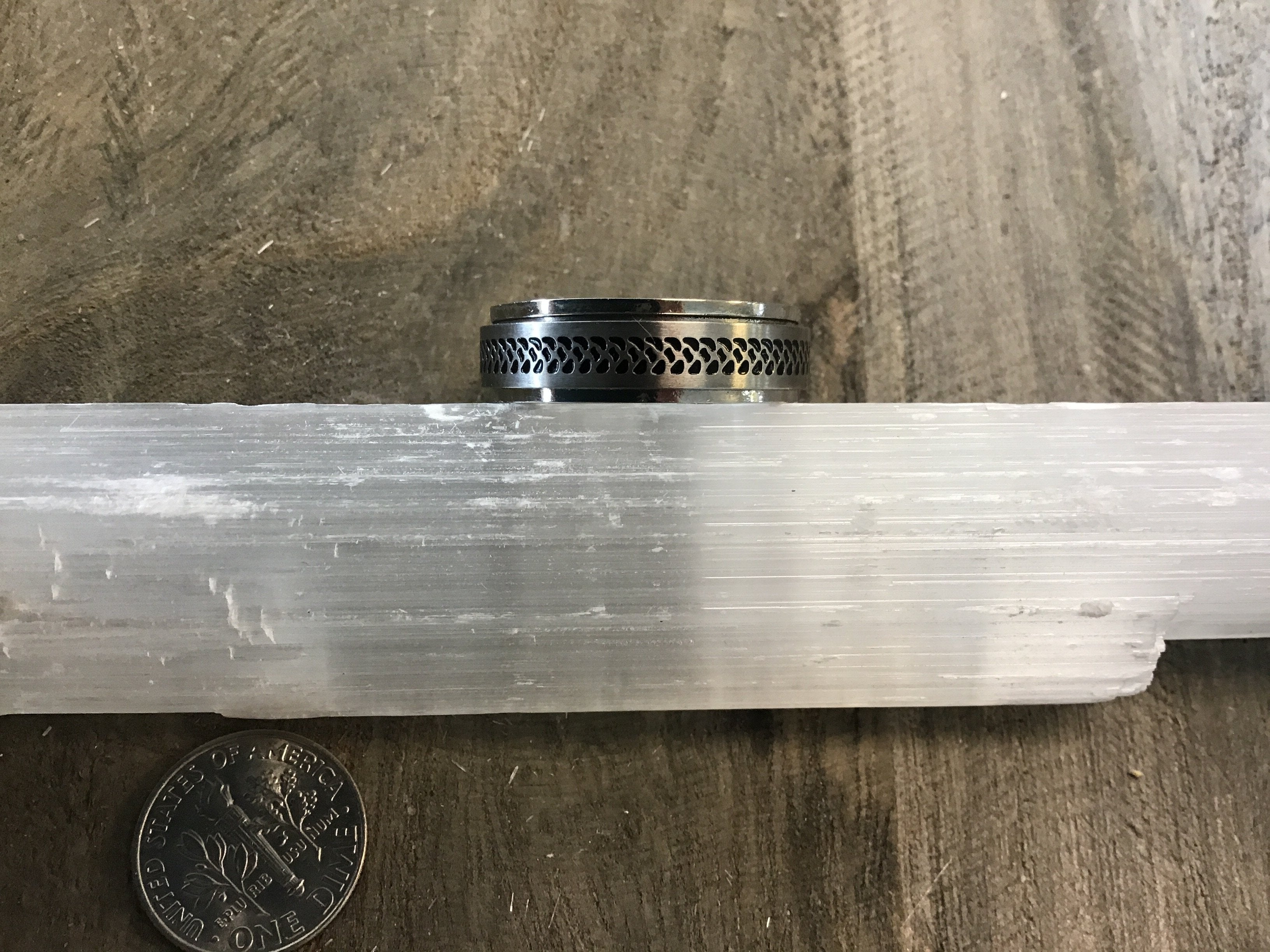 Stainless Steel Rings (Sizes 14-16)