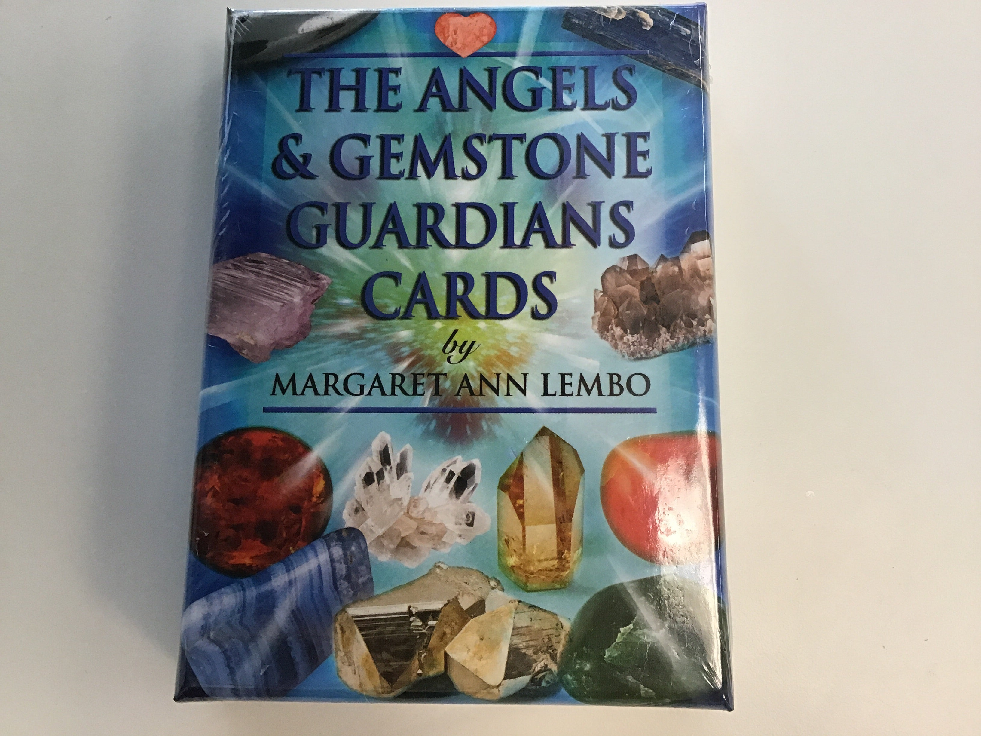 Angels & Gemstone Guardians Cards