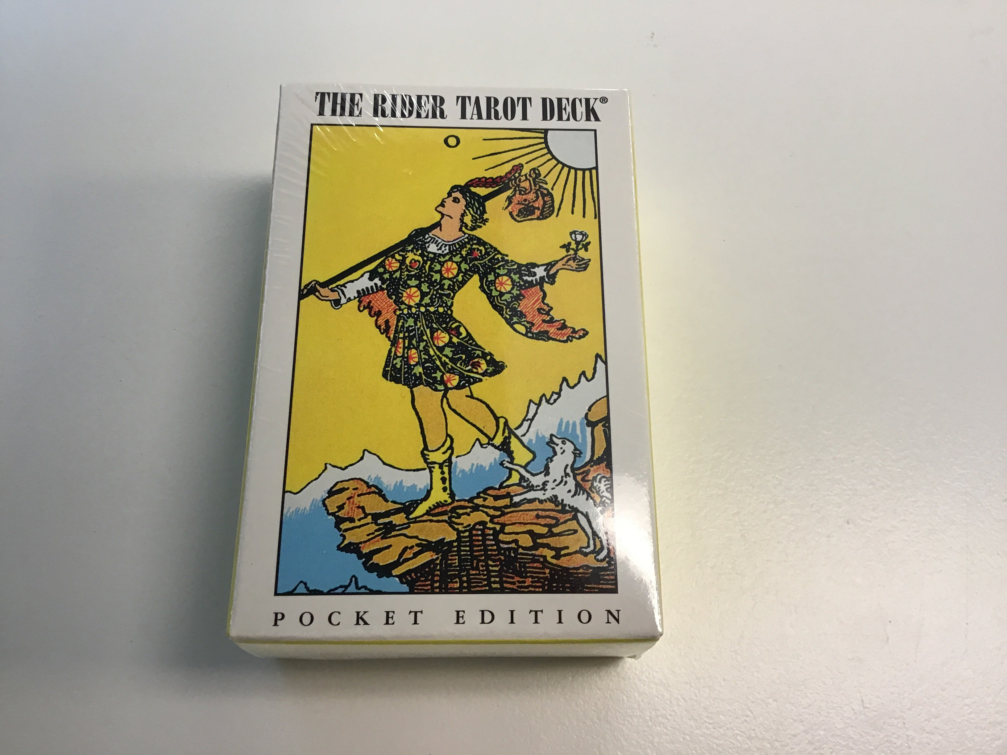The Rider Waite Tarot Decks