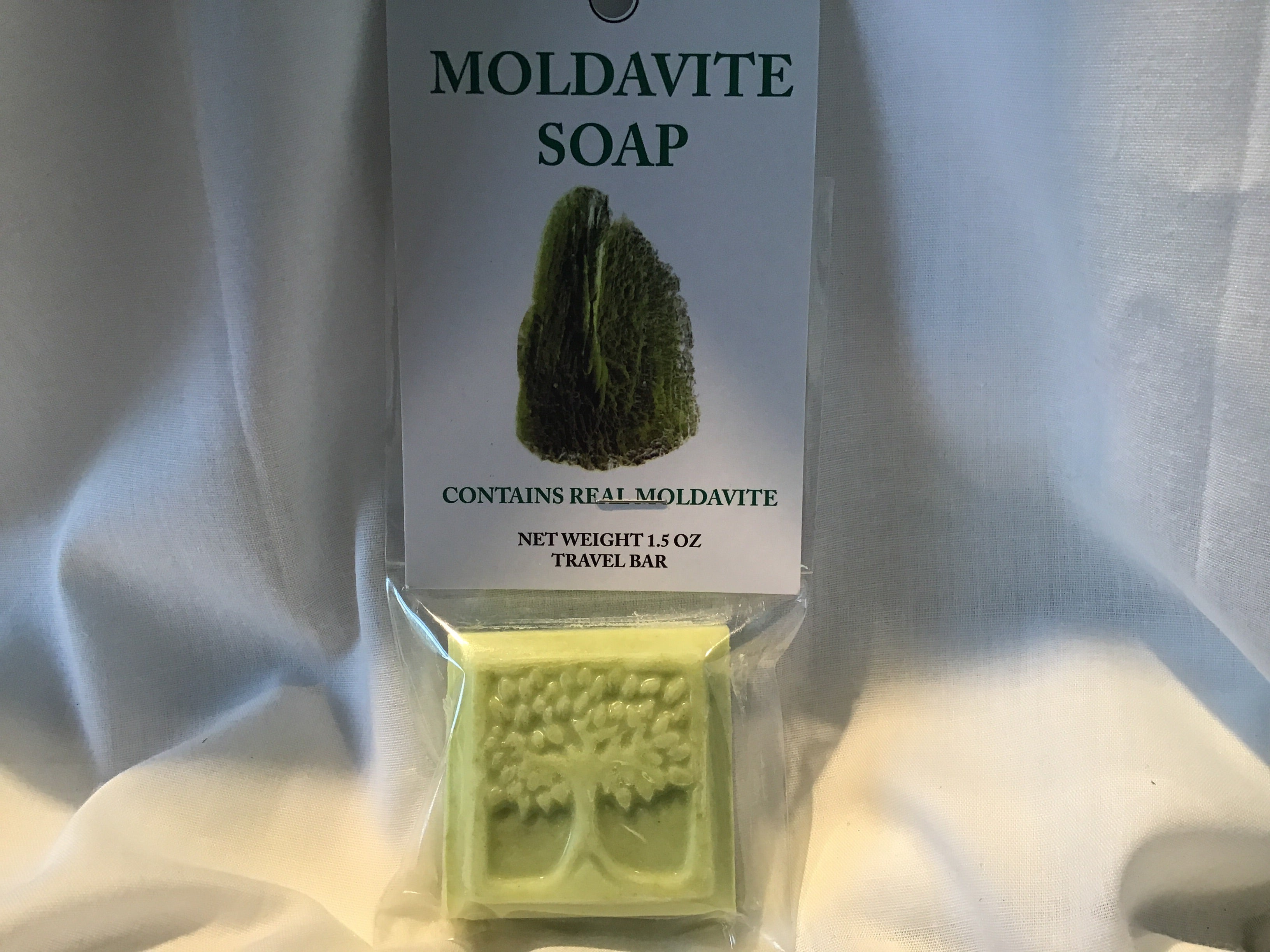 Moldavite Soap 1.5oz
